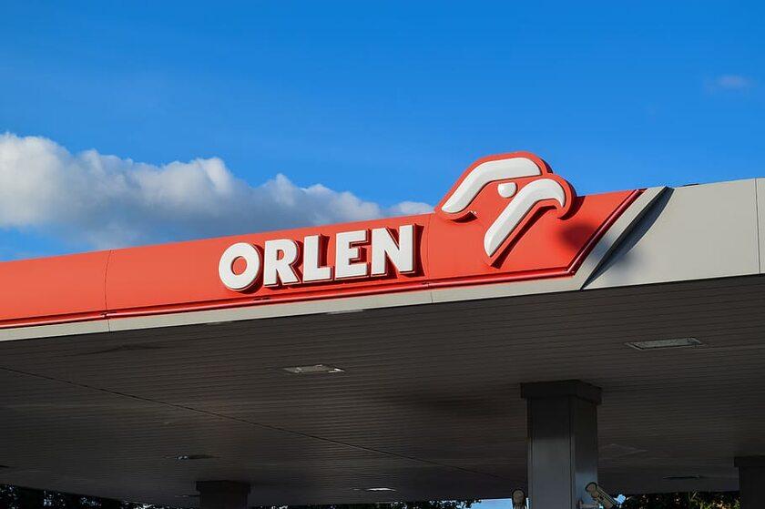 Stacja paliw PKN Orlen
