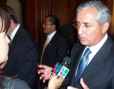 Generał prezydentem Gwatemali