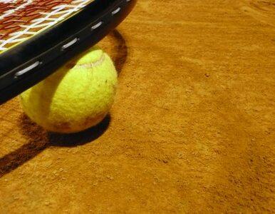 Deszcz przerwał polskiej tenisistce mecz w decydującym momencie