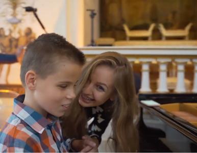 Niewidomy Igor marzył o zagraniu koncertu. Na występ 12-latka przyszło...