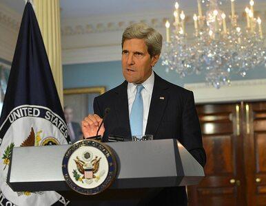USA: Syria to nie Irak, reżim użył broni chemicznej