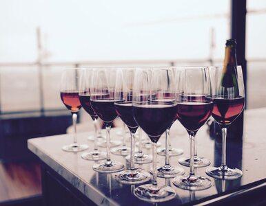 Czerwone wino może pomóc...  zdrowo się zestarzeć?