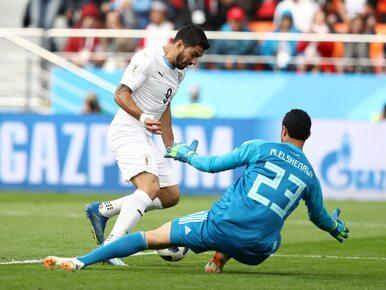 Egipt bez Salaha nie dał rady. Urugwaj wyszarpał zwycięstwo w końcówce