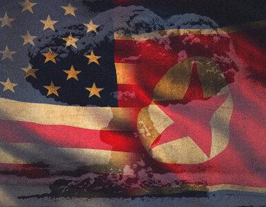 """Korea Północna krytykuje działania USA. """"Mogą doprowadzić do nowej..."""