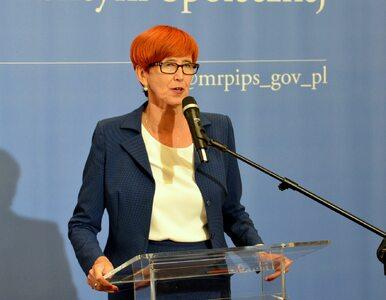 Rafalska: Rząd przyjmie projekt dotyczący rozszerzenia 500+ w ciągu 2...