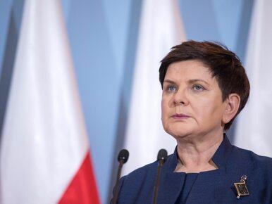 Beata Szydło nie powalczy o komisarza?