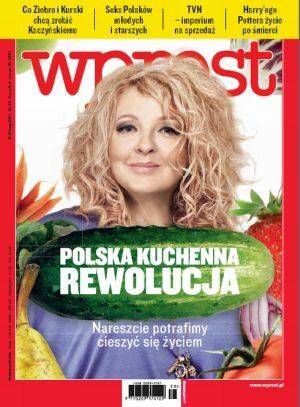 Okładka tygodnika Wprost nr 28/2011 (1483)