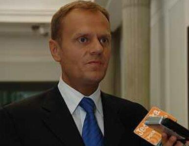Tusk: stenogramy wyciekły z Kancelarii Prezydenta