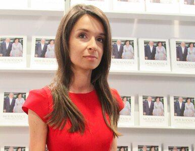 Marta Kaczyńska: Niektóre decyzje prezydenta bywają zaskakujące