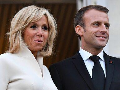 """Kłótnia Emmanuela Macrona z żoną. """"Przestań robić głupoty"""""""