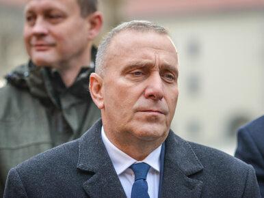 Protest na spotkaniu z szefem PO. Schetyna: Siedziałem w latach 80.,...