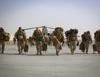 Amerykanie wysyłają żołnierzy na granicę z Meksykiem. Chcą powstrzymać...