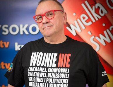Owsiak na prezydenta. Subito!