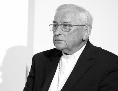Nie żyje bp Tadeusz Pieronek