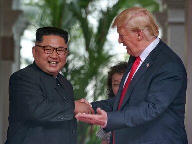 """Donald Trump znowu spotka się z Kim Dzong Unem. """"Lubię go, on lubi mnie"""""""