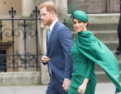 Kłopoty księcia Harry'ego i Meghan? Donald Trump: Oni muszą płacić