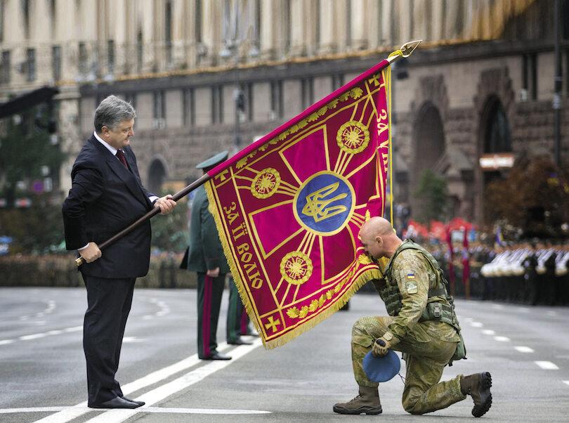 Ukraińcy to nie faszyści