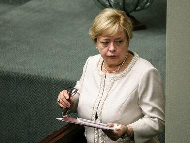 Małgorzata Gersdorf zdradziła, o czym rozmawiała z premierem Morawieckim
