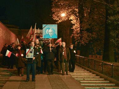 """Czy okrzyki """"Lech Wałęsa"""" na miesięcznicy to wykroczenie? Powstanie raport"""