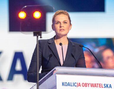"""Nowacka o Tusku. """"Powinien przeciąć zabawę w podgrzewanie atmosfery"""""""