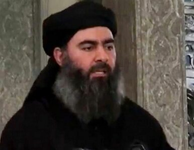 """Lider IS uciekł z Mosulu? """"17 osób straciło życie, żeby wyprowadzić go z..."""