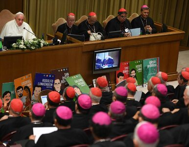 """Kościół uzna """"grzech ekologiczny""""? Taki pomysł powstał na synodzie"""