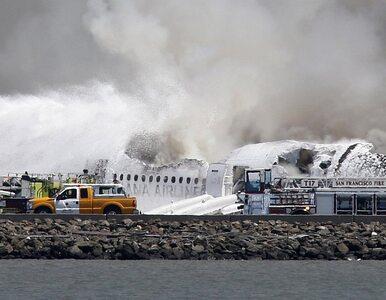 Prędkość Boeinga przyczyną katastrofy w USA?