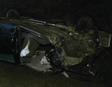 Po alkoholu spowodował wypadek i uciekł. Kierowca z Olsztyna usłyszał...