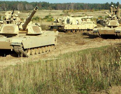 USA sprzeda Saudom uzbrojenie za 1,15 mld dolarów