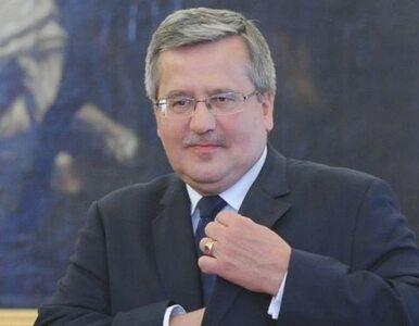 """""""Ukraińcy mogą oskarżyć Komorowskiego o mieszanie się w ich sprawy"""""""