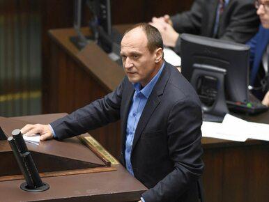 Kukiz o obecnej sytuacji: Polacy stali się sponsorami partyjnych wojen