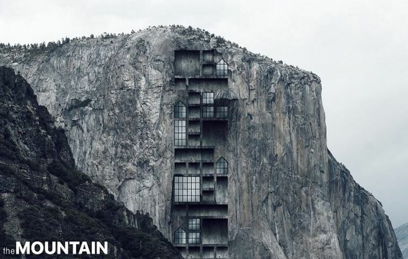 Mountain Skyscraper - Ryan Ibarra USA