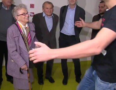 Symboliczny gest bohaterki Powstania Warszawskiego. Tak wsparła...