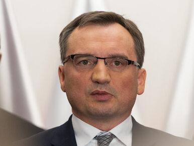 Ziobro: KRS dopuszcza się bezprawia. Rozmów nie będzie