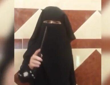 """Szokujące nagranie dżihadystów. Dziewczynka w roli """"kata"""""""