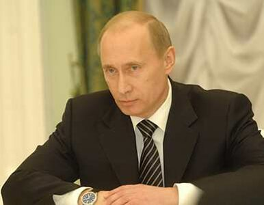 Putin obawia się tylko spadku poparcia obywateli?