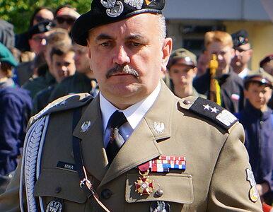 """Gen. Mika był zaskoczony, gdy potwierdzono u niego koronawirusa. """"Wciąż..."""