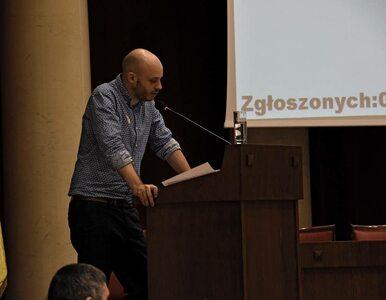 Jan Śpiewak przestał być prezesem Miasto Jest Nasze