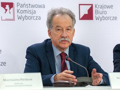 PiS: Stanowisko PKW zagrożeniem dla przejrzystości wyborów