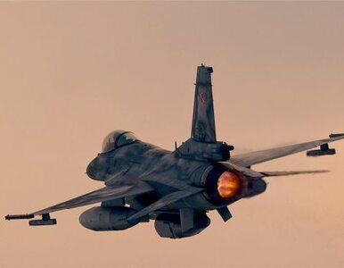 Polsko-amerykańskie lotnicze ćwiczenia w Łasku