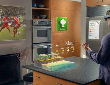 HoloLens jak z filmu Sci-fi!