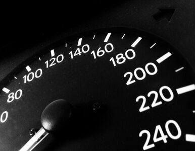 Ośmiu posłów straci immunitety za szybką jazdę?
