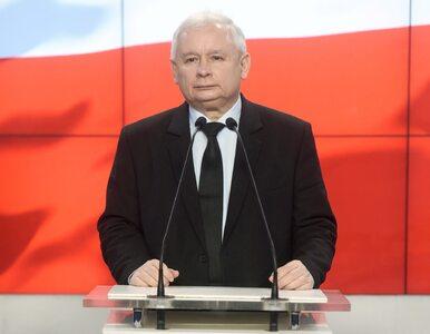 Kaczyński odcina się od Polexitu i słów Le Pen. Zaleca też...
