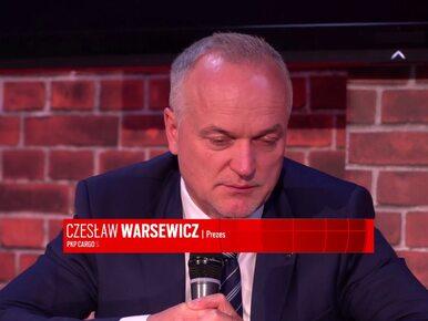 Co nowego w przewozach towarowych? Rozmowa z Czesławem Warsewiczem,...