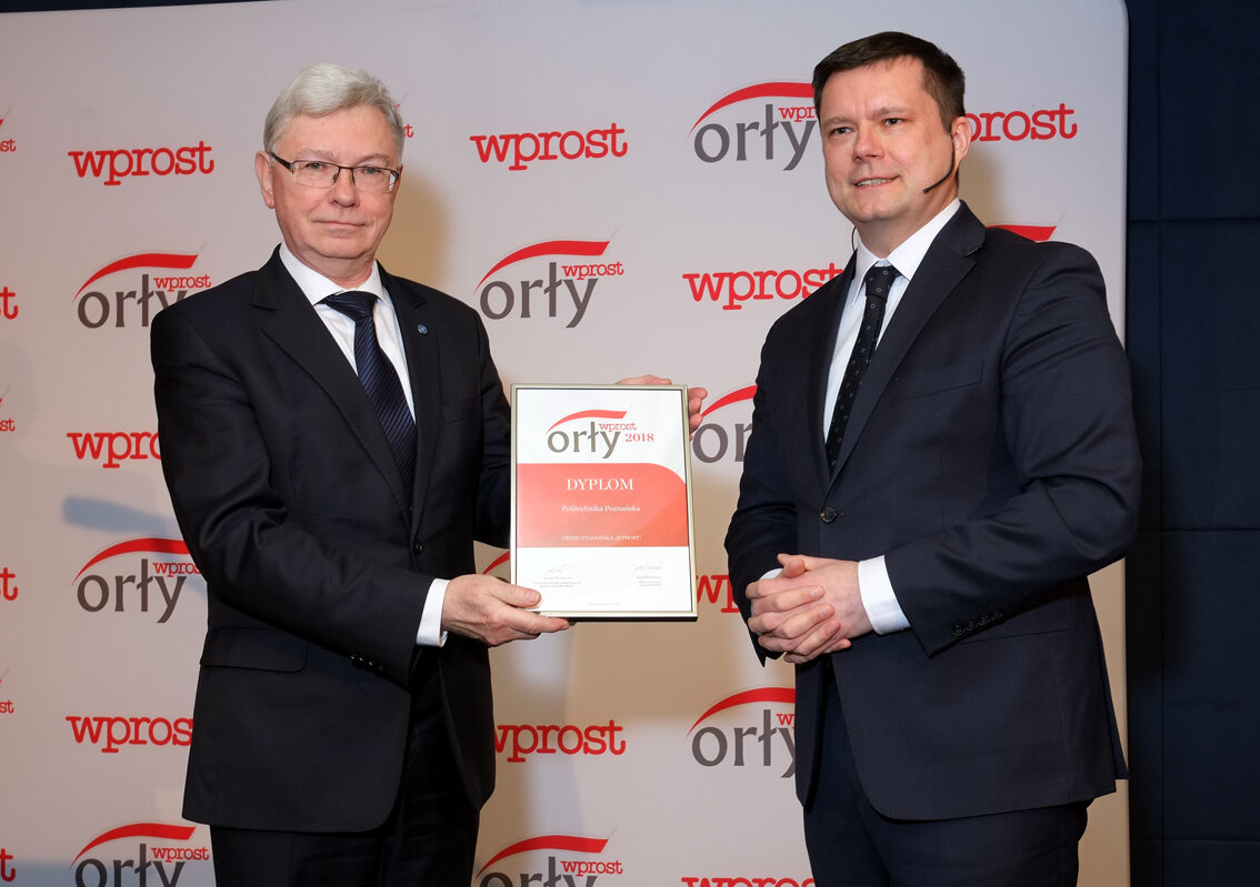 """Gala Orłów Tygodnika """"Wprost"""" w Wielkopolsce"""