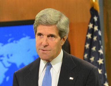 """Kerry odznaczył polskiego żołnierza. """"To wyróżnienie dla całego Wojska..."""