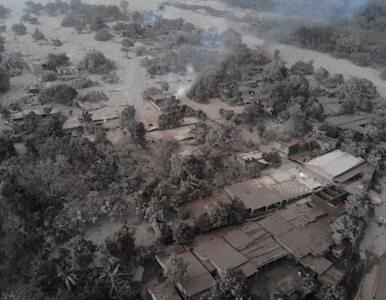 Nagła erupcja Wulkanu Fuego w Gwatemali. Nie żyje co najmniej 25 osób
