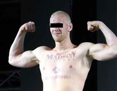 Czołowy polski zawodnik MMA zatrzymany. Chodzi o pobicia i rozboje