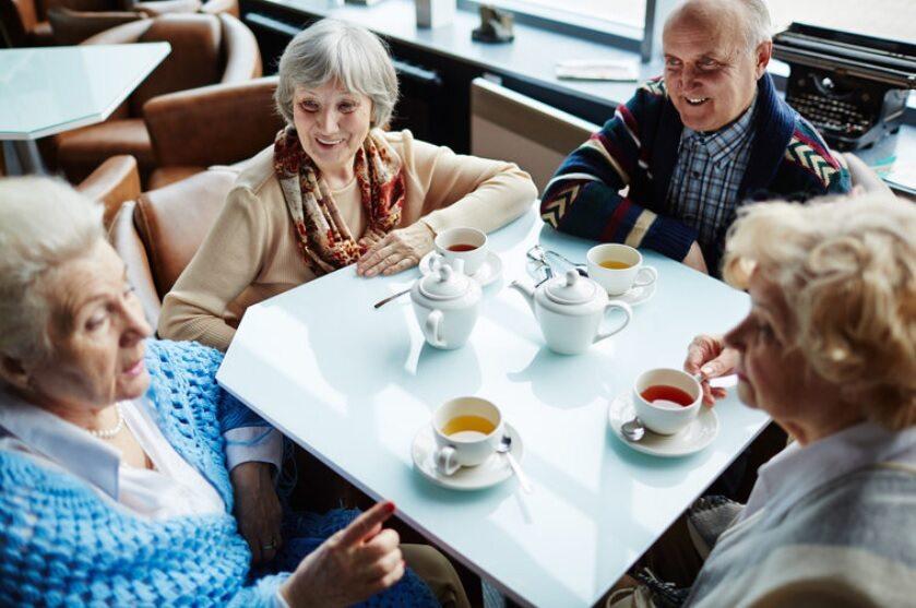 seniorzy są często aktywni do późnej starości