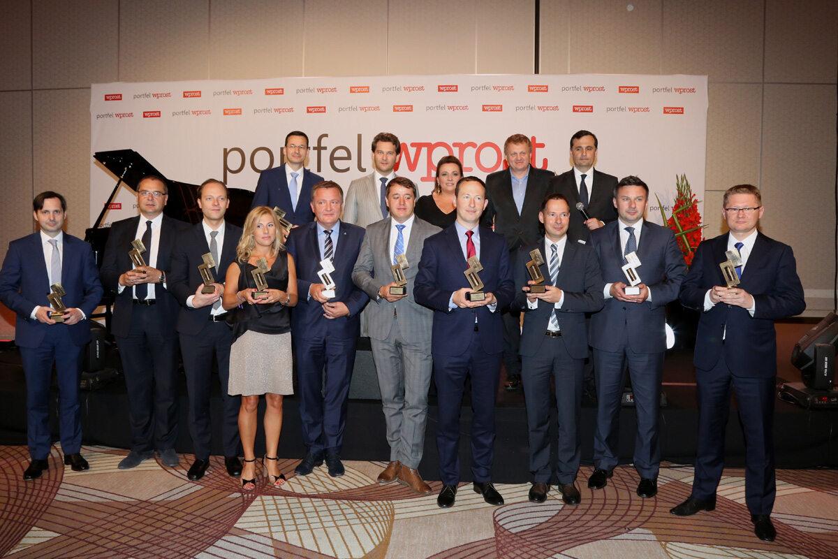 Laureaci Portfeli Wprost 2015